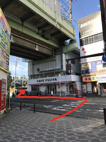 南浦和駅東口ロータリー