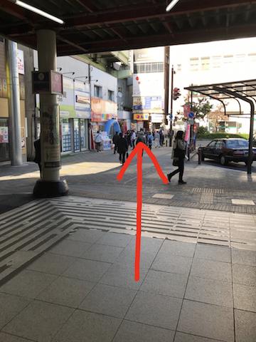 南浦和駅東口